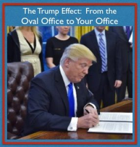 office communication workplace trump president conflict